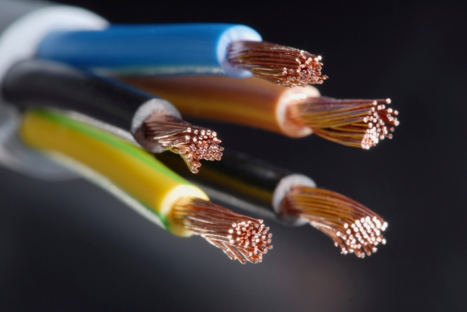 jaguar cable and wires